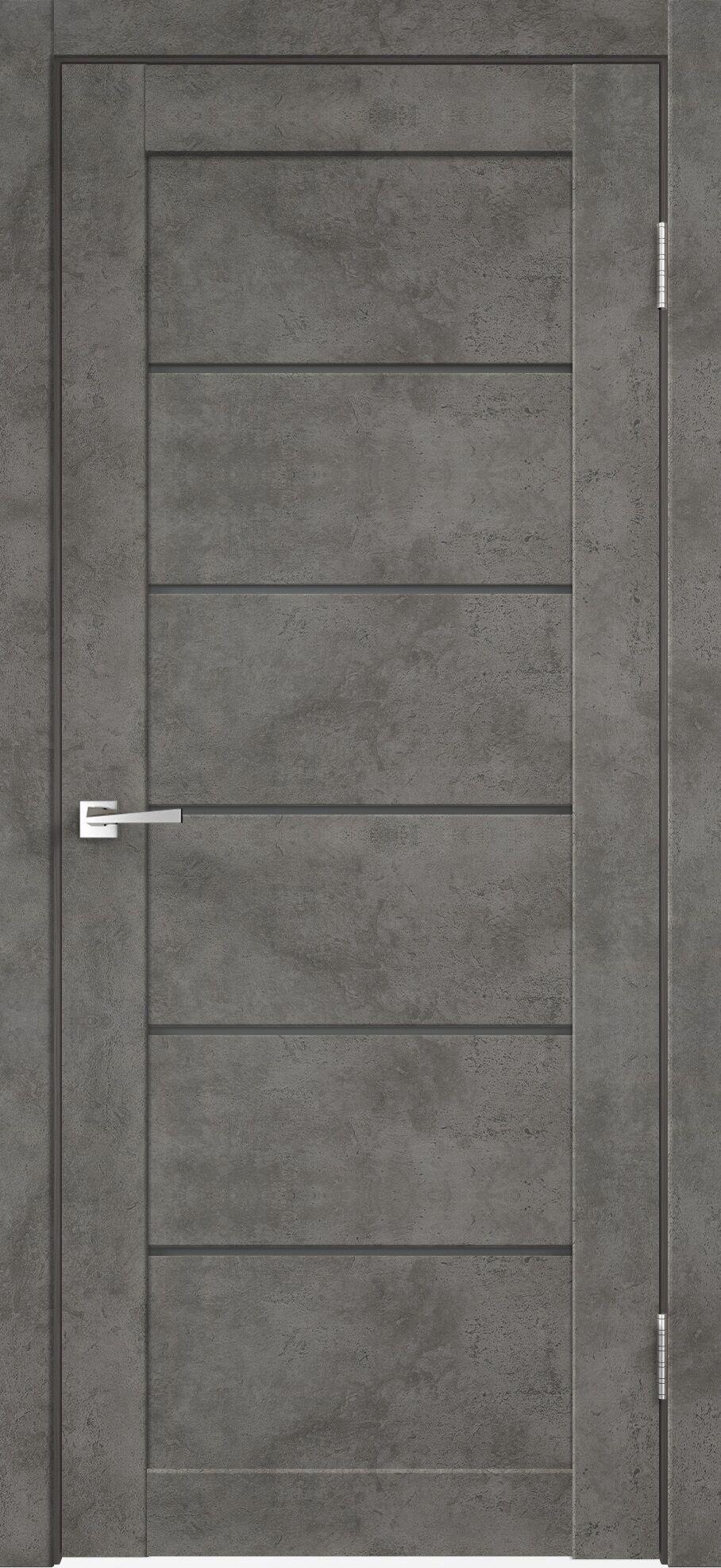 Дверь серый бетон забор из бетона пвх купить