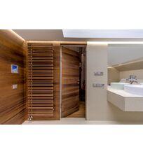 Невидимая дверь в ванную комнату, Скрытая дверь в ванную комнату, Дверь скрытого монтажа в ванную комнату