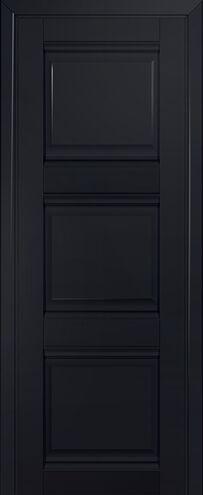 U3 Черный-матовый #0