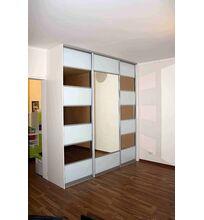 Раздвижные двери для шкафа (с нижней направляющей) #0