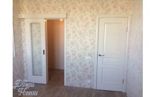варианты установки дверей