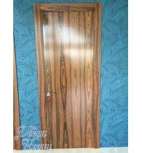 шпонированная дверь фото