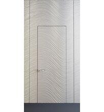 Невидимая дверь с текстурой, Скрытая дверь с текстурой, Дверь скрытого монтажа с текстурой