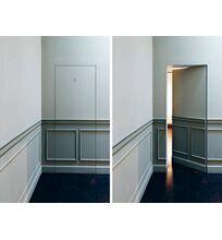 Невидимая дверь, Скрытая дверь, Дверь скрытого монтажа